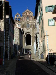 Rue des tables - Puy en Velay