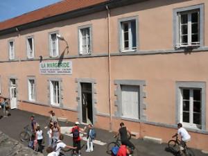 Centre d'accueil la Margeride à Saugues