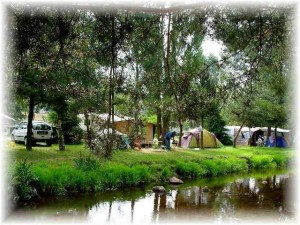 Camping Saugues
