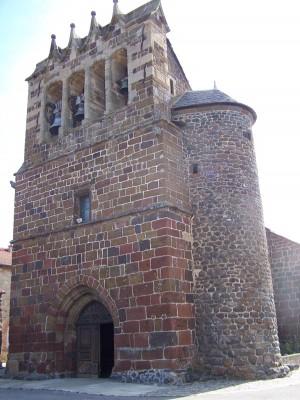 Eglise de Saint Christophe sur Dolaison