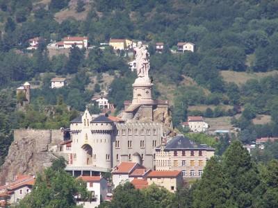 Château d'Espaly Saint Marcel