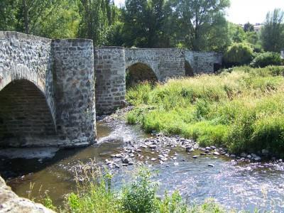 Le Pont Tordu au Puy en Velay