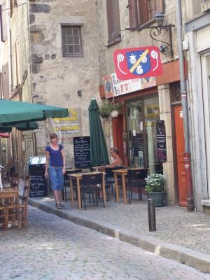 Restaurant au Puy en Velay