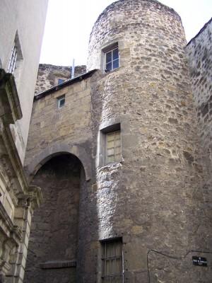 Tour du Chancelier au Puy en Velay
