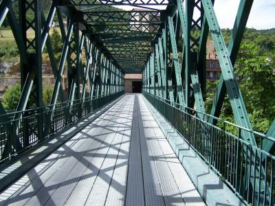 Pont Eiffel à Monistrol d'Allier