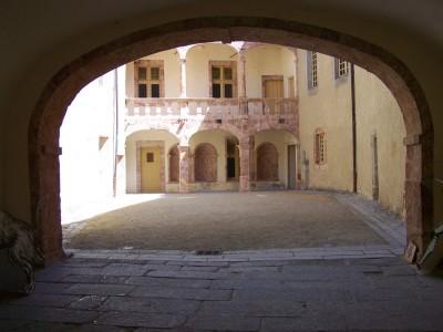 Château de Saint Alban sur Limagnole