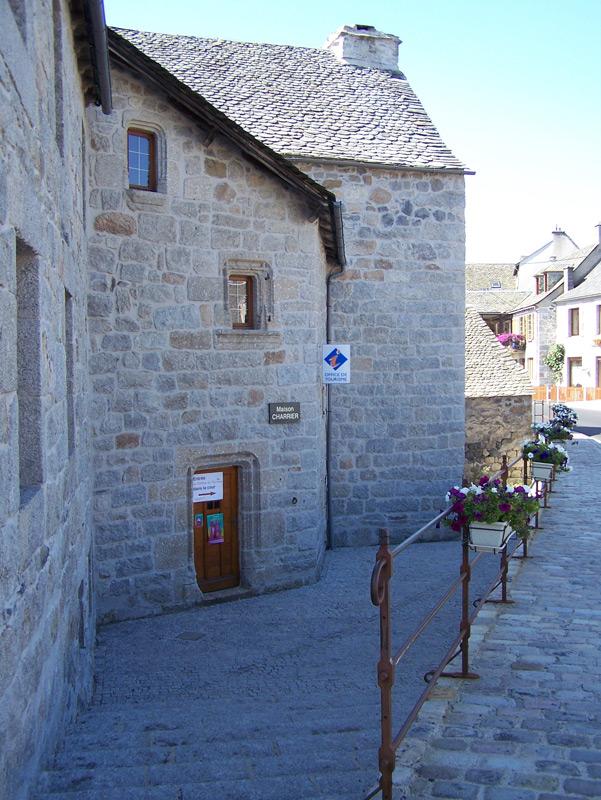 Saint jacques de compostelle - Office tourisme nasbinals ...