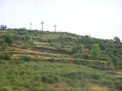 Chemin de croix Saint Côme d'Olt